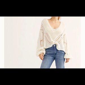 Snowball sweater